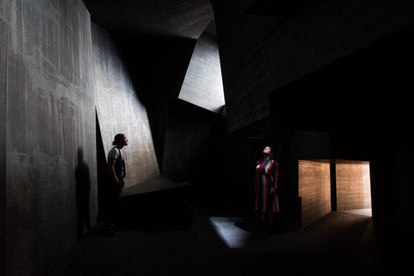 "Antony Gormley, Cave, 2019. Vista della mostra ""Antony Gormley"", Royal Academy of Arts, Londra, dal 21 settembre al 3 dicembre 2019 © the Artist. Photo David Parry / © Royal Academy of Arts"