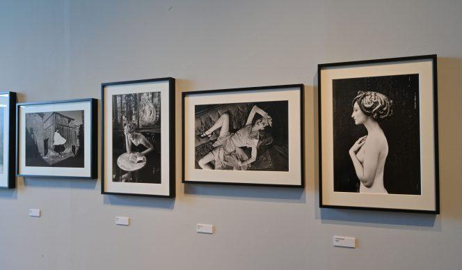 Ferdinando Scianna Viaggio, Racconto, Memoria, exhibition view at Casa dei Tre Oci, Venezia 2019. Copyright Caly
