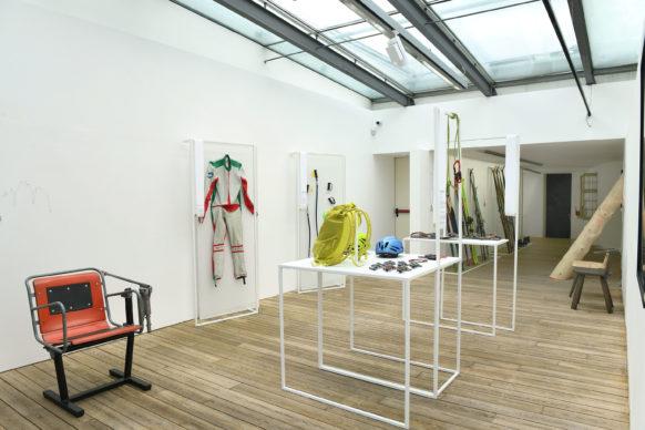 """Design from the Alps. Tirol Südtirol / Alto Adige Trentino 1920–2020"". Installation view at Kunst Meran Merano Arte, 2019. Photo Andreas Marini"