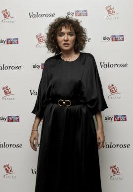 "Sky Arte, Evento ""Valorose"":  Valeria Golino. Photo Alessandro Pizzi"
