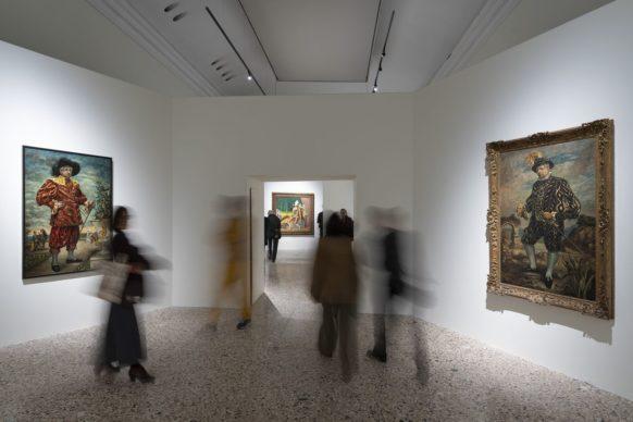 de Chirico, exhibition view at Palazzo Reale, Milano 2019, photo Lorenzo_Palmieri (3)