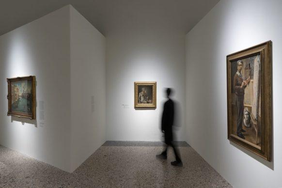 de Chirico, exhibition view at Palazzo Reale, Milano 2019, photo Lorenzo_Palmieri (4)