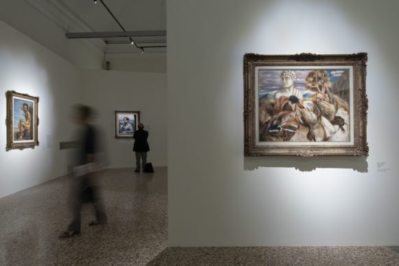 de Chirico, exhibition view at Palazzo Reale, Milano 2019, photo Lorenzo_Palmieri (6)