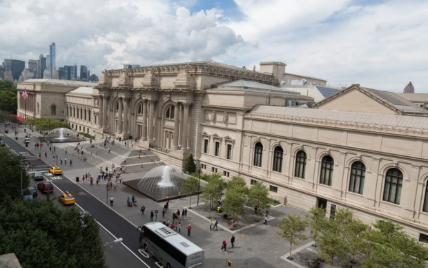 The Metropolitan Museum of Art, New York (Exterior)_Photo courtesy of The Met