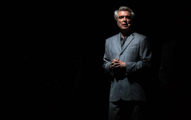 David Byrne a San Diego, 2018, photo Raph_PH, via Flickr, (CC BY 2.0)