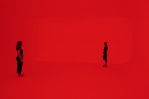 Amesha Spentas from the Ganzfeld series, 2019. Museo Jumex, 2019 © James Turrell. Photo: Florian Holzherr