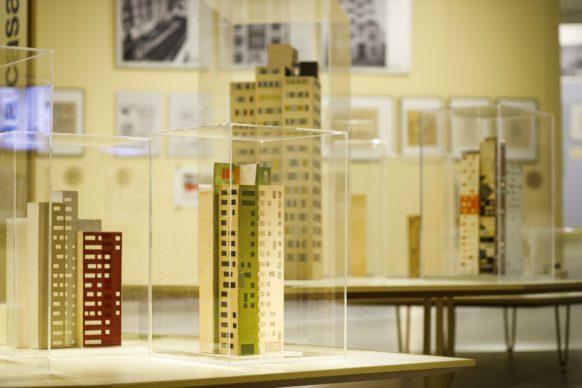 Gio Ponti. Amare l'architettura. Maxxi, Roma. Foto Musacchio, Ianniello & Pasqualini, courtesy Fondazione MAXXI