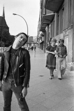 Hauptsrtasse, 1978 © Esther Friedman 2019