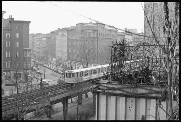 U-Bahn, 1978 © Esther Friedman 2019
