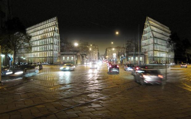 render© Herzog & de Meuron. Comune di Milano via Flickr