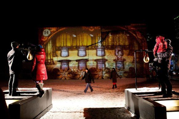 Luminothérapie, Montréal, Canada - Fascinoscope, by Lüz Studio. Photo credit Cindy Boyce