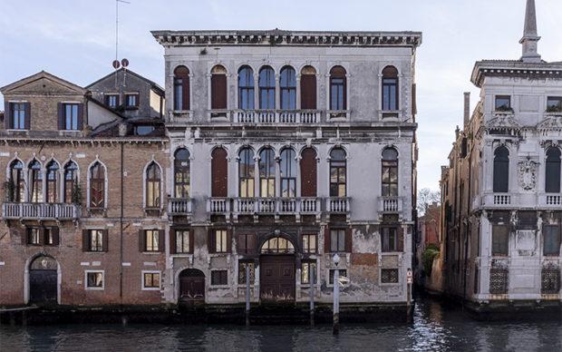 Ca' Tron, sede del nuovo centro internazionale di ricerca EPiC. Courtesy Università Iuav di Venezia