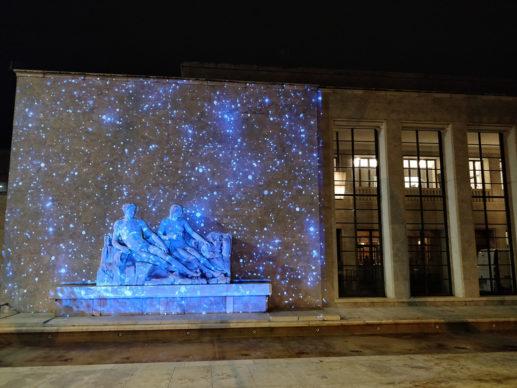 Firenze, Palazzina Reale: F-Light - Firenze Light Festival 2019. Photo Courtesy Ordine e Fondazione Architetti Firenze