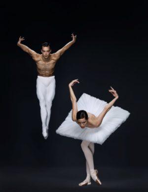 Costumes de Viktor & Rolf pour « Shape », chorégraphie de Jorma Elo. Dutch National Ballet, Amsterdam, 2014. © Erwin Olaf