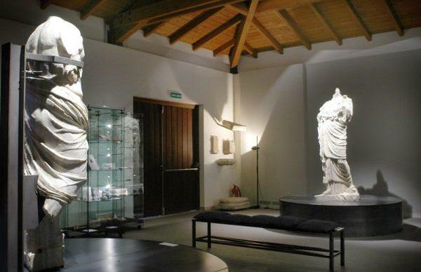 Museo Archeologico della Valle Camonica, gli interni