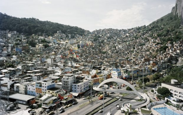 Gabriele Basilico, Rio de Janeiro, 2011. © Archivio Gabriele Basilico