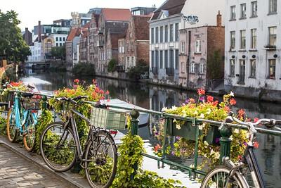 Spring in Ghent - Fiandre. Photo by Bas Bogaerts © Stad Gent-Dienst Toerisme. Foto via flickr.com/photos/visit_gent