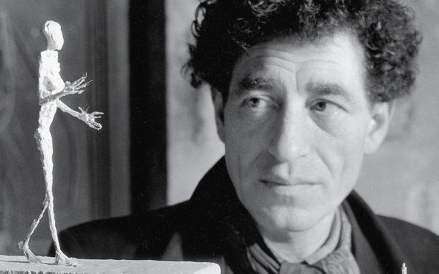 Catherine Grenier, Alberto Giacometti.Biografia, Johan and Levi, dettaglio della copertina
