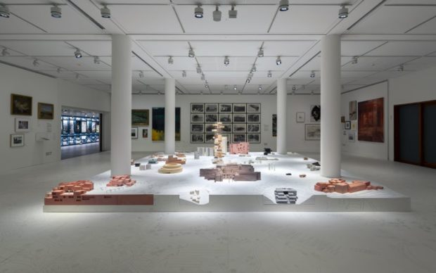 The Architect's Studio - Tatiana Bilbao Estudio Description: Installation View Arkitekturens Værksteder - Tatiana Bilbao 18.10.2019 - 05.04.2020 Photo: Poul Buchard / Brøndum & Co.
