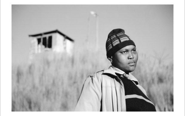 Zanele Muholi, Busi Sigasa, Braamfontein, Johannesburg 2006. Photograph, inkjet on paper, 505 x 765 mm. Courtesy of the Artist and Stevenson, Cape Town/Johannesburg and Yancey Richardson, New York © Zanele Muholi
