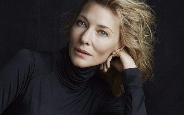 Cate Blanchett, photo Steven Chee