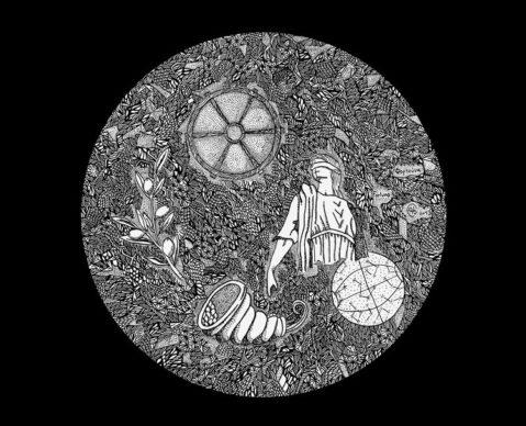 Leonardo Frigo, Dante Alighieri ‒ Inferno, courtesy l'artista
