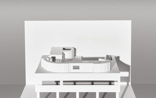 Le Corbusier. Paper Models - cover