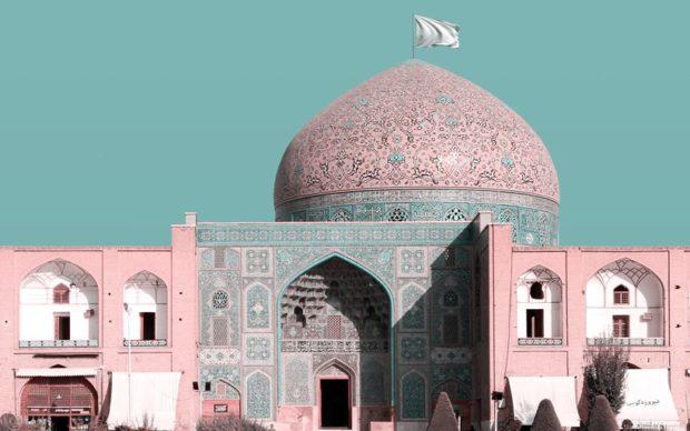 Mohammad-Hassan-Forouzanfar, immagine via Artribune