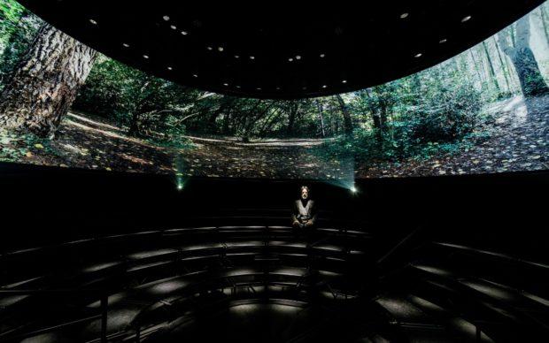 Sonosfera, Pesaro, photo Alessandro d'Emilia