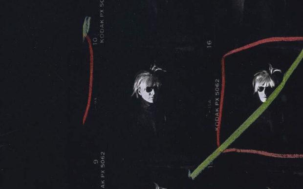 Contact Warhol. Fotografia senza fine, Jaca Book, dettaglio della copertina