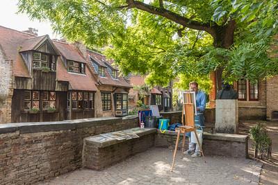 Bruges - Fiandre. Foto via flickr.com/photos/visitflanders