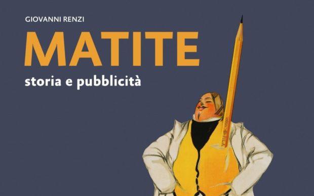 Giovanni Renzi, Matite. Storia e pubblicità, SilvanaEditoriale, dettaglio della copertina