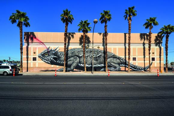 ROA, Las Vegas 2014, courtesy of the artist