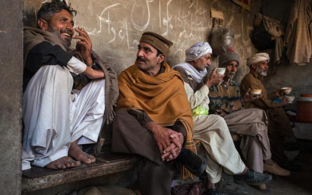Sohail Karmani, Tea shop