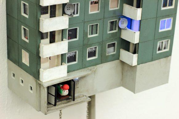 "Guido Zimmermann, Cuckoo Block ""Hamburg / Kirchdorf Süd"", courtesy the artist"