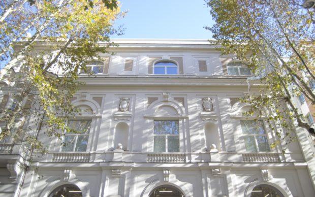 Palazzo Merulana, Roma