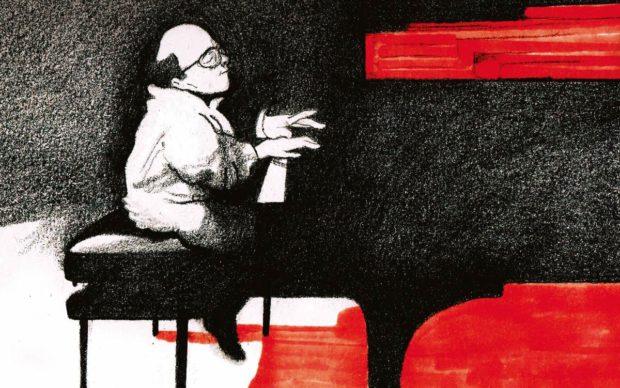 Io sono Michel Petrucciani, Edizioni Curci, dettaglio della copertina