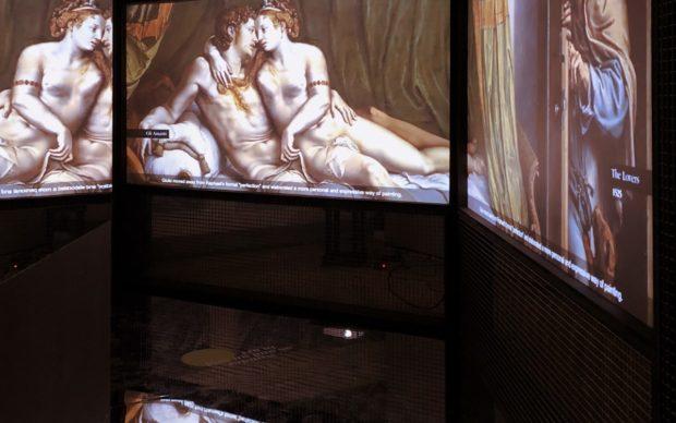 Giulio Romano Experience, Palazzo Te, Mantova 2020 © Electa_Bonomelli