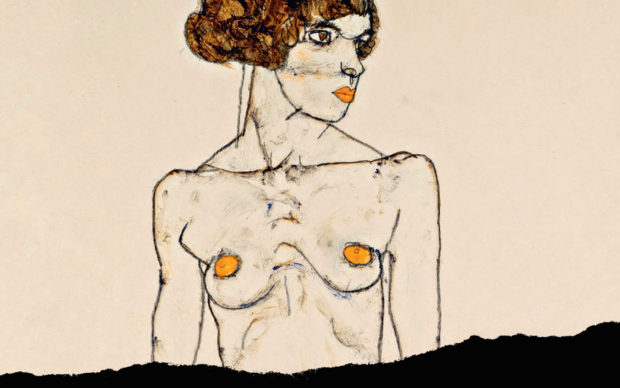Carole Talon-Higon, L'arte sotto controllo – Nuova agenda sociale e censure militanti, Johan & Levi, dettaglio della copertina