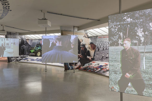 Installation View: Countryside, The Future, February 20–August 14, 2020. Laurian Ghinitoiu courtesy AMO