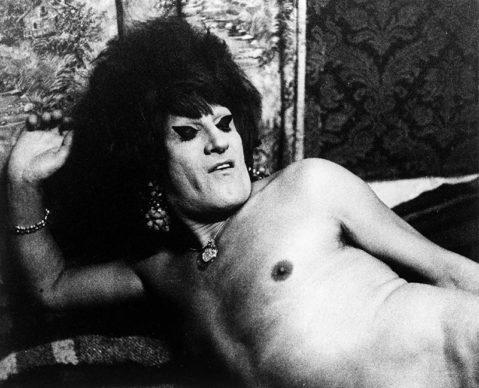 Lisetta Carmi, I travestiti, 1965 ©Martini e Ronchetti