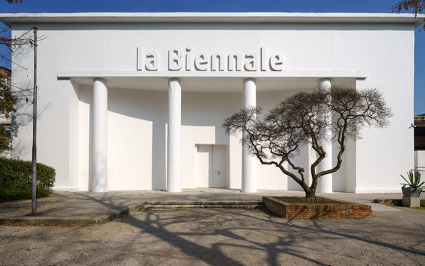 Padiglione Centrale. Photo Andrea Avezzu. Courtesy of La Biennale di Venezia