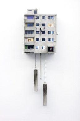 "Guido Zimmermann, Cuckoo Block ""Berlin"", courtesy the artist"