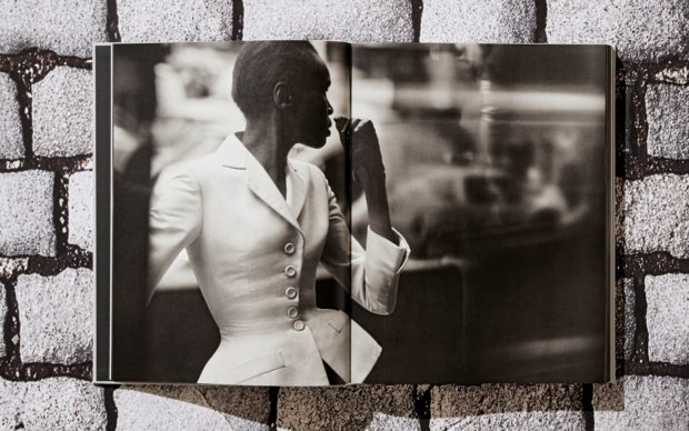 Peter Lindbergh. Dior, courtesy Taschen