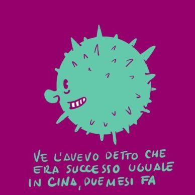 Courtesy Davide Toffolo