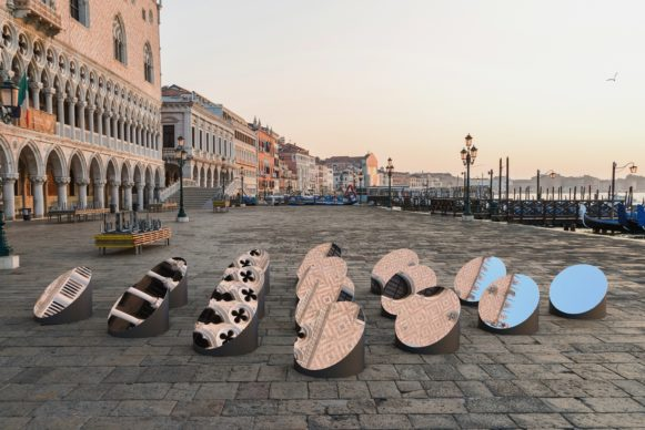 Venezia, Azimut. Photo Arnaud Lapierre©