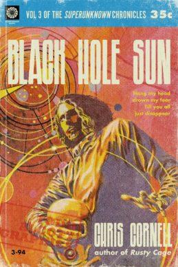 Black Hole Sun. Courtesy l'artista