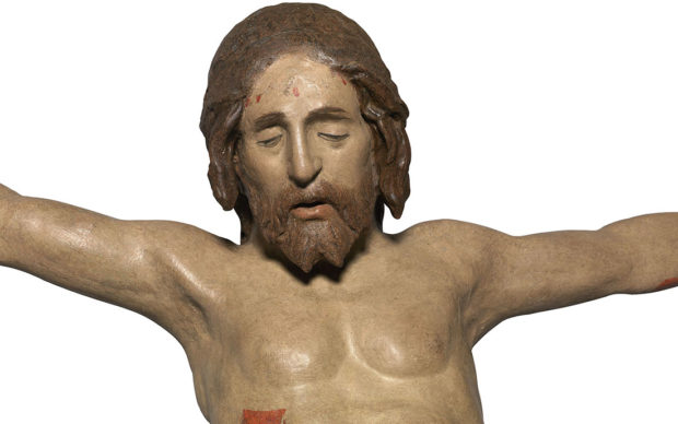 Donatello Crocifisso ligneo Compagnia Sant'Agostino Firenze