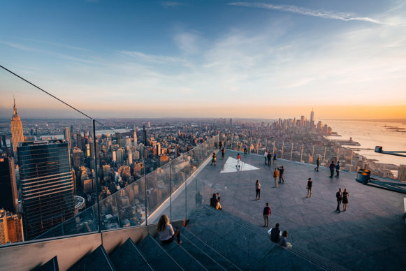 New York, Edge - Outdoor sky deck.  Photo Courtesy of Related-Oxford