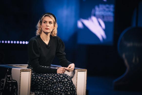 Elena Radonicich ospite di Luce Social Club